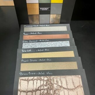 metal stuc sample set
